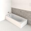 Baignoire - Rectangulaire - 170x70 cm - Acrylique renforcé - ONA