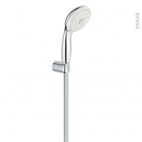 Pack douchette - TEMPESTA - Flexible et support - Chromé - GROHE