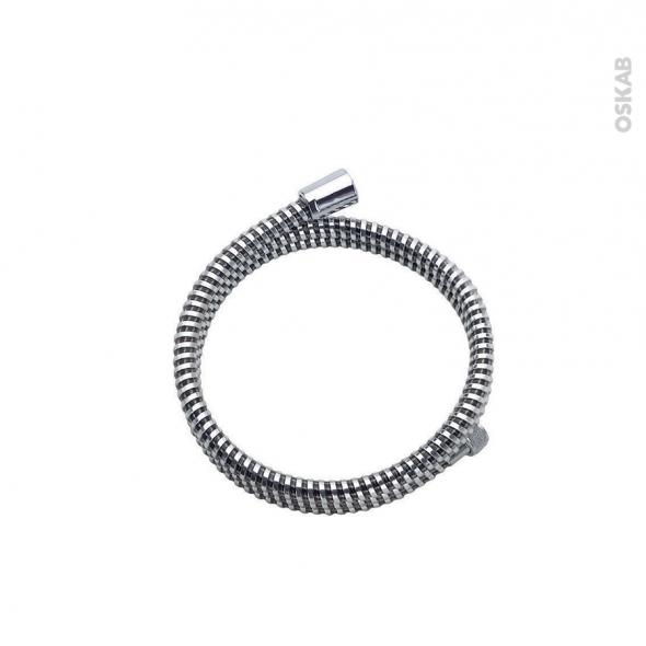 Flexible de douche - 1,75 m - Chromé - Valentin