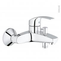 Robinet baignoire - EUROSMART - Mécanique - Chromé - GROHE