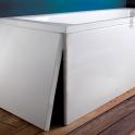 Tablier latéral - Pour baignoire rectangulaire - largeur 80 cm