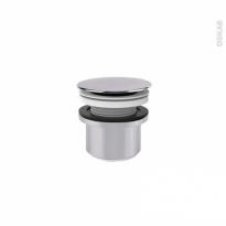 Bonde digiclic - Tige courte - Chromé - H41mm - VALENTIN