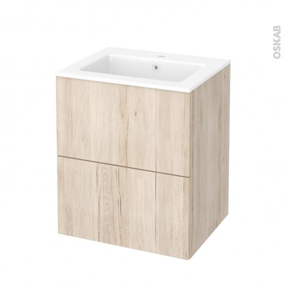 meuble de salle de bains plan vasque naja ikoro ch ne. Black Bedroom Furniture Sets. Home Design Ideas