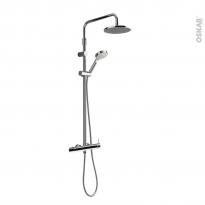 Colonne de douche - Télescopique NESO - Mitigeur mécanique - Chromée