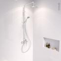 Colonne de douche - OPAH - Mitigeur mécanique NF - Chromée