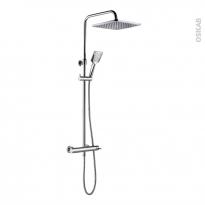 PALAE - Colonne de douche - Mitigeur mécanique - Télescopique - Chromée