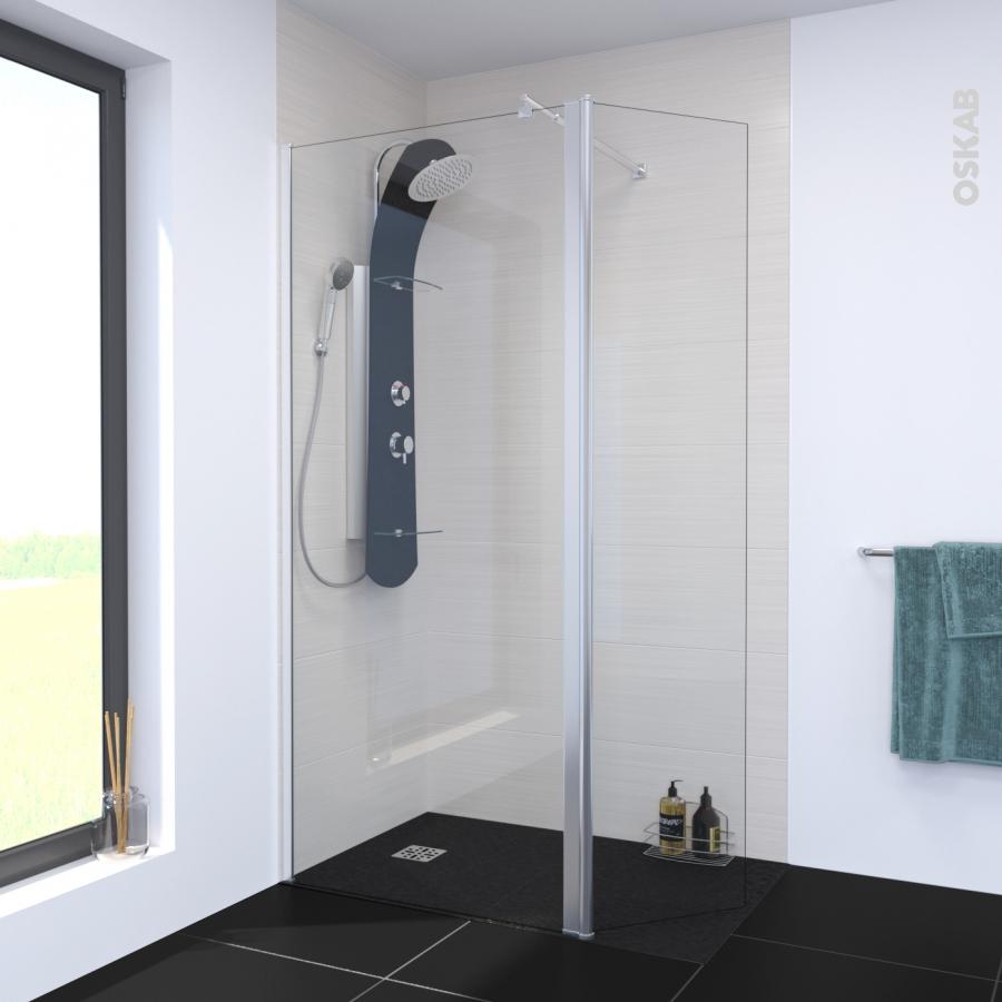 receveur de douche extra plat bali r sine rectangulaire 120x80 cm noir oskab. Black Bedroom Furniture Sets. Home Design Ideas