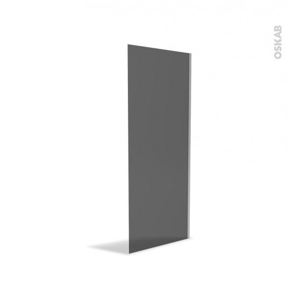 paroi de douche l 39 italienne 80 cm verre fum 8 mm atlas 2 oskab. Black Bedroom Furniture Sets. Home Design Ideas
