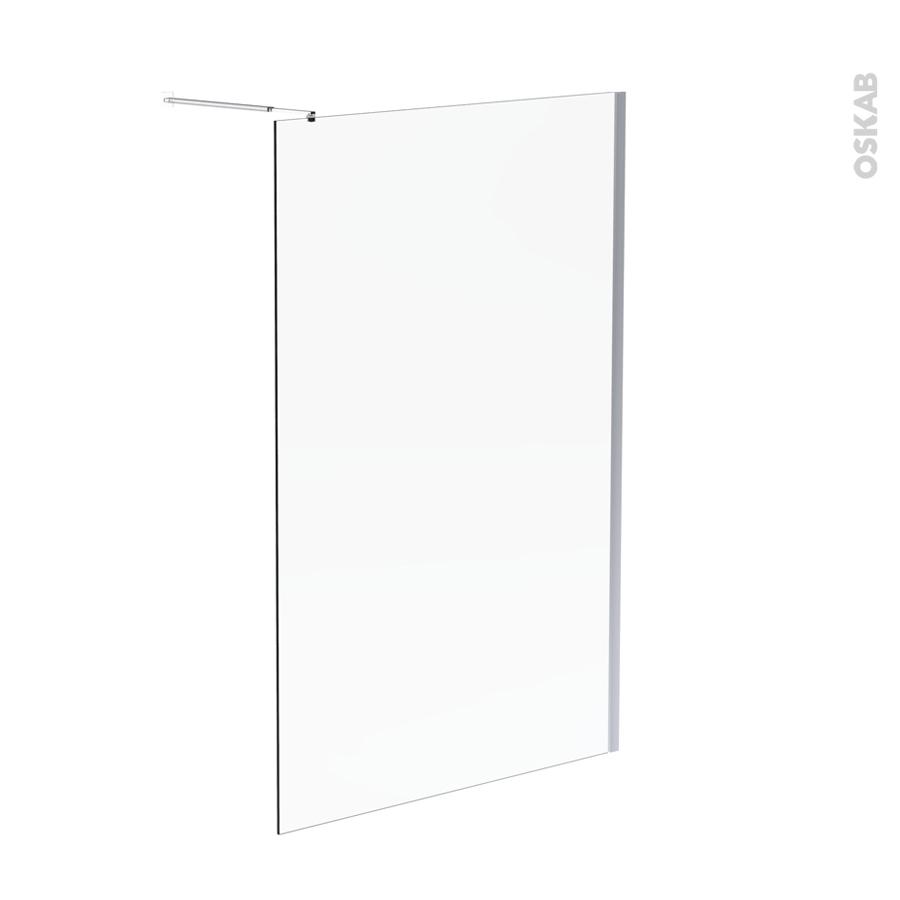 paroi de douche l 39 italienne atlas 140 cm verre. Black Bedroom Furniture Sets. Home Design Ideas