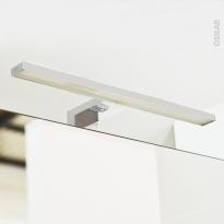 Eclairage de salle de bains - Led SOARE - L30,5 x H3,1 x P10 cm
