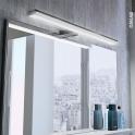 Eclairage de salle de bains - LED Calypso - L45 x H1,5 x P11,2 cm