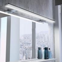 Eclairage de salle de bains - LED Calypso L80cm - L80 x H1,5 x P11,2 cm