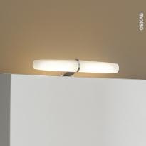Eclairage de salle de bains - LED Kléa - L23,3 x H4,1 x P8,5 cm