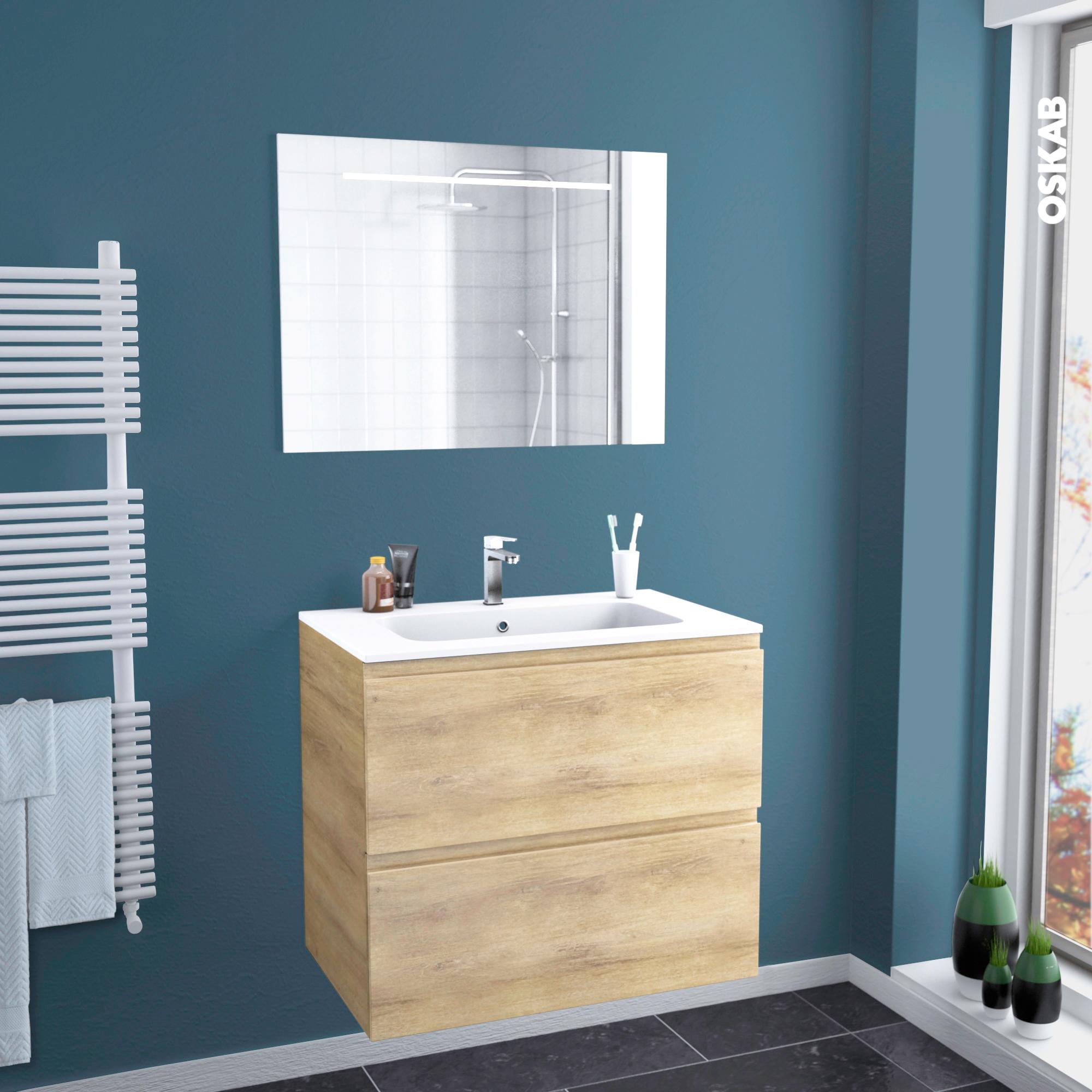Plan vasque bois salle de bain dalles beton et plan for Vasque salle de bain en bois