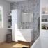 #Meuble de salle de bains - Rangement bas - IPOMA Blanc mat - 1 tiroir - L60 x H41 x P37 cm