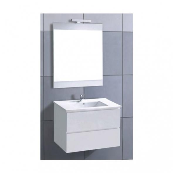 ensemble salle de bain lave main plan vasque miroir oskab. Black Bedroom Furniture Sets. Home Design Ideas