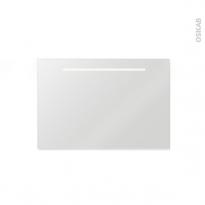 Miroir de salle de bains - Lumineux SPIEL - L100 x H60 cm
