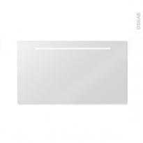 Miroir de salle de bains - Lumineux SPIEL - L120 x H60 cm