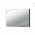 Miroir de salle de bains - LAYA -  L100 X H60 cm