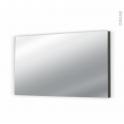 Miroir de salle de bains - LAYA -  L120 x H60 cm