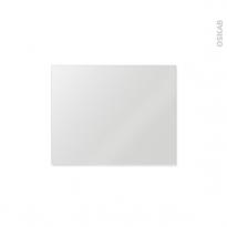 Miroir salle de bains Ephis - Simple - L80xH60