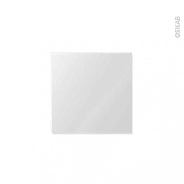 Miroir salle de bains Ephis - Simple - L60xH60