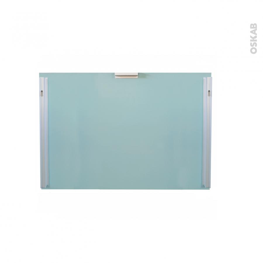 Miroir De Salle De Bains Simple Ephis L100 X H60 Cm Oskab