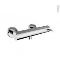 Robinet de douche - HALIO - Mitigeur mécanique - Chromé