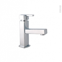Robinet de salle de bains - ESCO - Lave-mains - Chromé