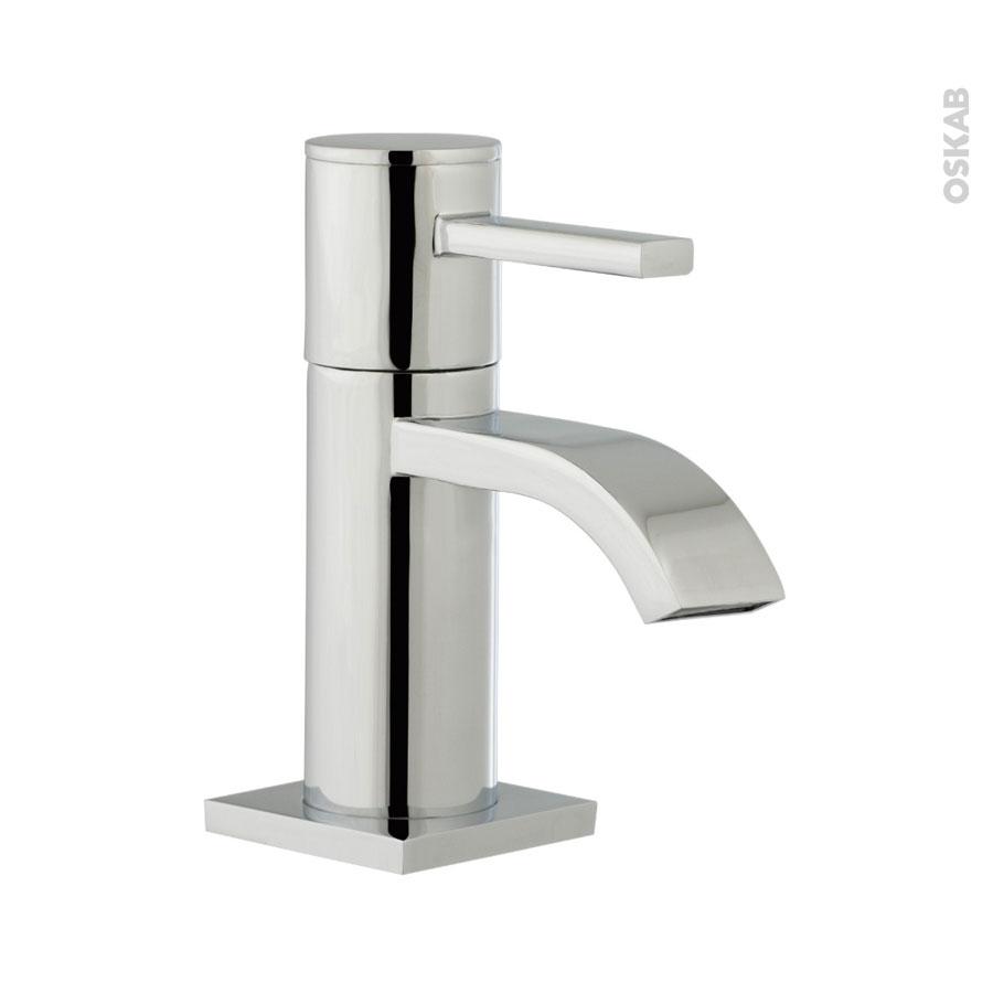 robinet de salle de bains tah lave mains chrom oskab. Black Bedroom Furniture Sets. Home Design Ideas