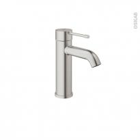 Robinet de salle de bains - ESSENCE - Mitigeur lavabo - Bec bas sans tirette - Aspect mat - GROHE