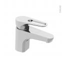 Robinet OPAH - Mitigeur lavabo salle de bains - Bec bas sans tirette