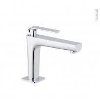 Robinet de salle de bains - ERLA - Lave-mains - Chromé