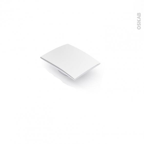 Poign e de salle de bains n 26 chrom brillant 6cm entraxe for Poignee meuble salle de bain