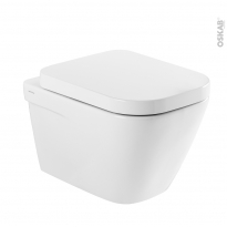 Cuvette WC suspendu - IVELA - Sans bride