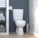 Pack WC à poser - sortie horizontale - ELDA