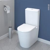 Pack WC à poser - sortie horizontale - GOA