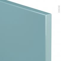 Echantillon - Meuble de cuisine - KERIA Bleu - L7xH14