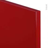 Echantillon - Meuble de cuisine - IVIA Rouge - L7xH14