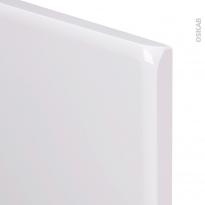 Echantillon - Meuble de cuisine - IRIS Blanc - L7xH14