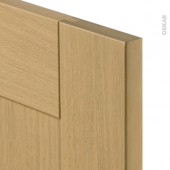 Echantillon meuble de cuisine basilit bois vernis l7xh14 for Vernis bois cuisine