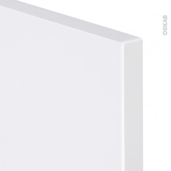 Finition cuisine - Joue N°30 - GINKO Blanc - A redécouper - L37 x H35 cm