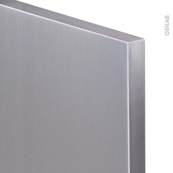 STILO Inox - Meuble range épice inox  - 1 porte - L30xH70xP58